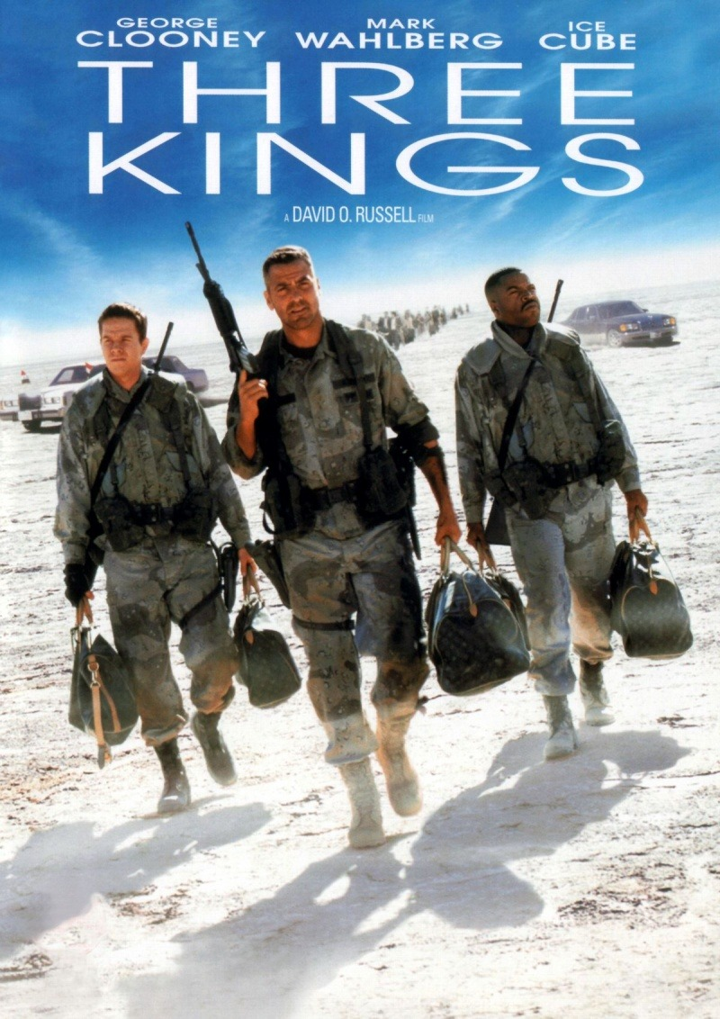 Three Kings – Movie Review