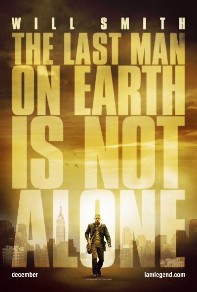 I Am Legend – Movie Review