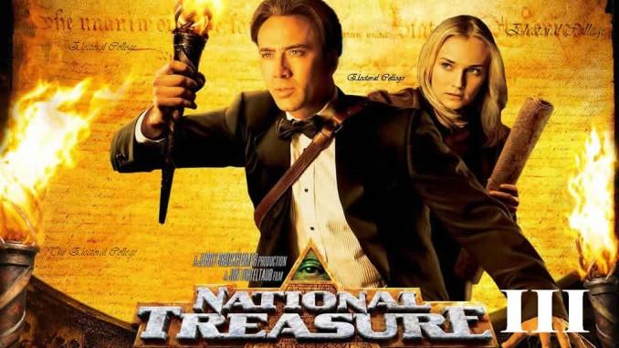 National Treasure.
