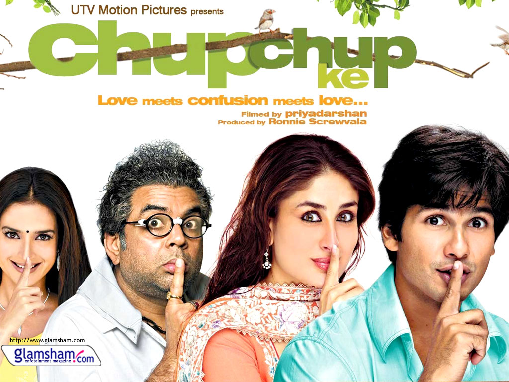 Chup Chup Ke – Movie Review