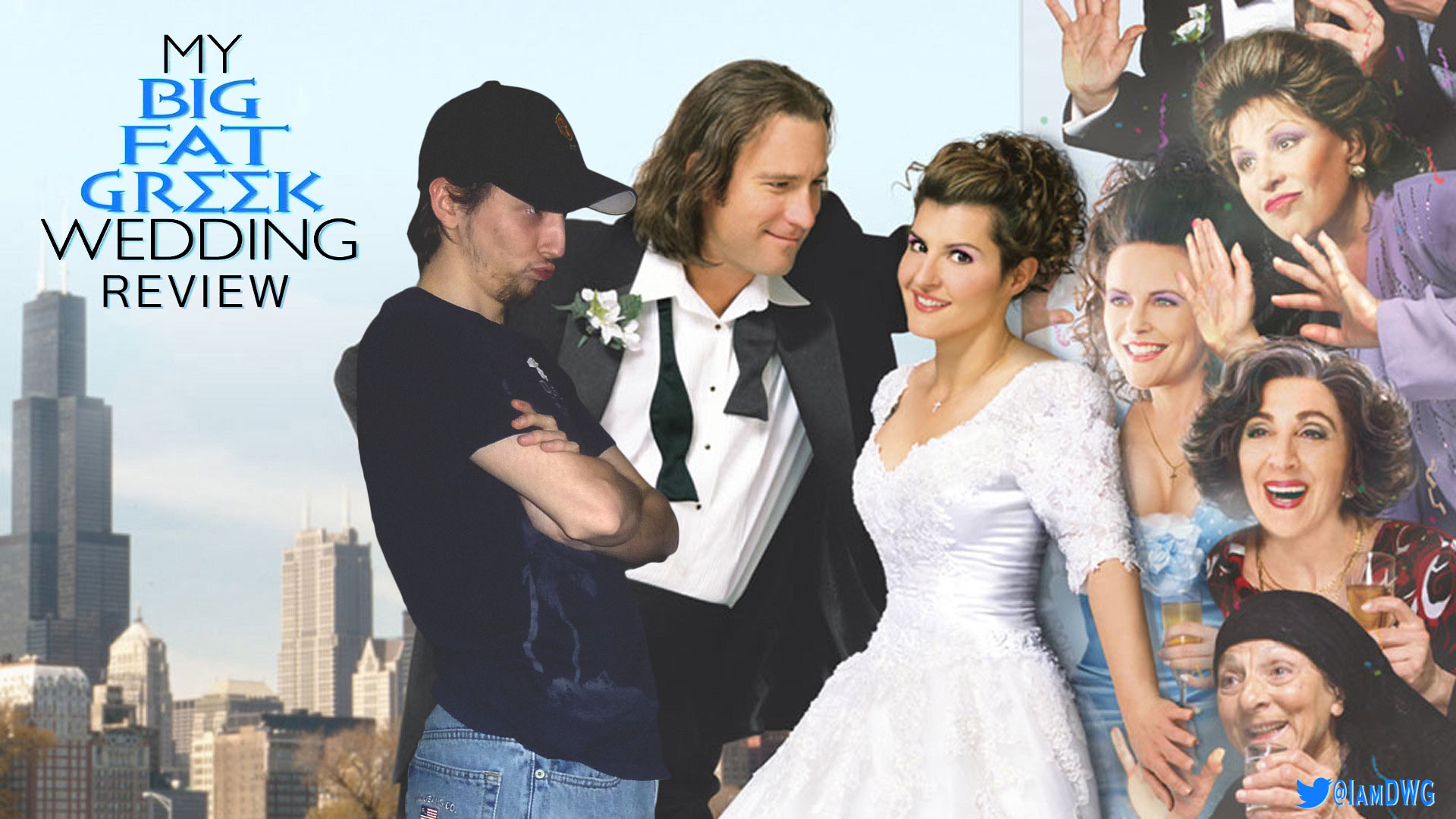 a new perspective of family in my big fat greek wedding an indie film by joel zwick
