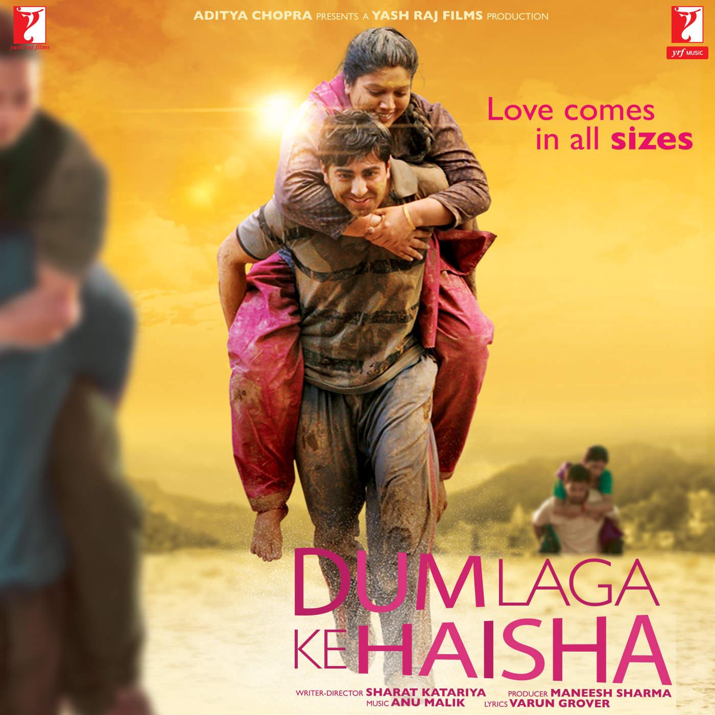Dum Laga Ke Haisha – Movie Review