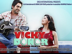 Vicky Donor Review