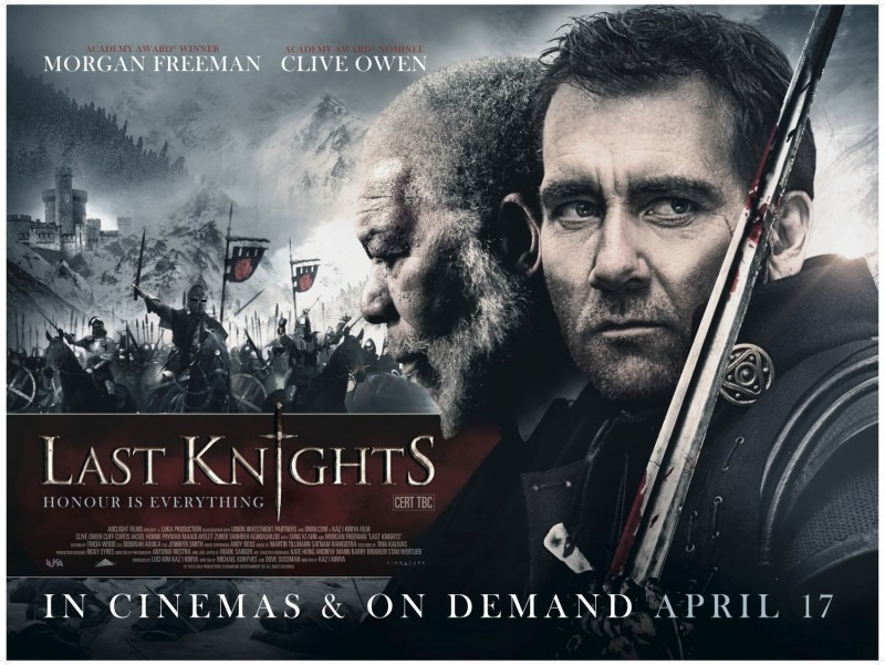Last Knights – Movie Review