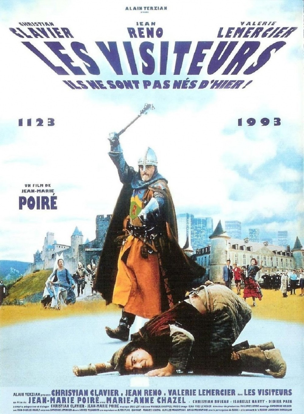 Les Visiteurs – Movie Review
