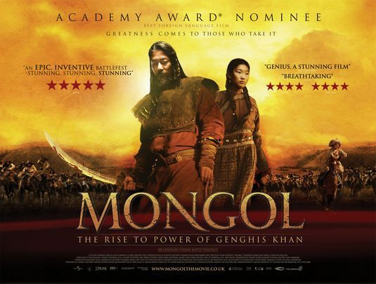 Mongol – Movie Review