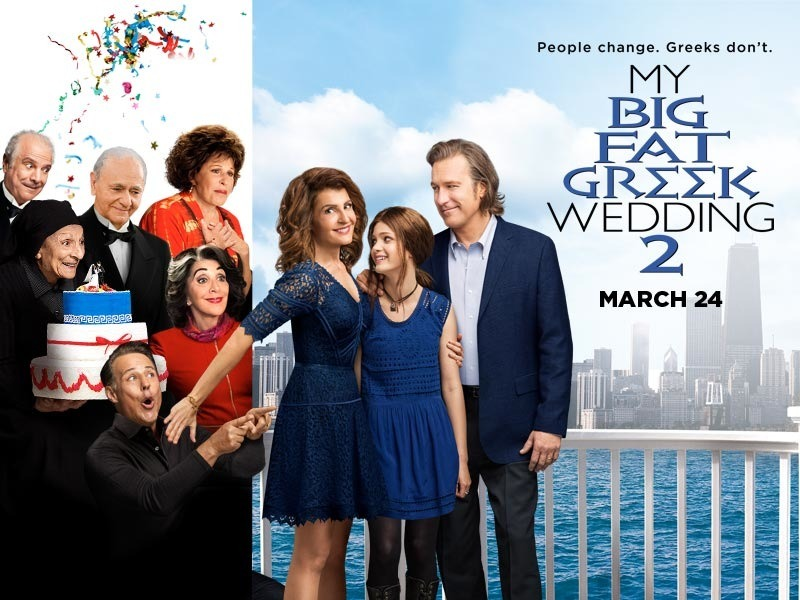 My Big Fat Greek Wedding 2 – Movie Review