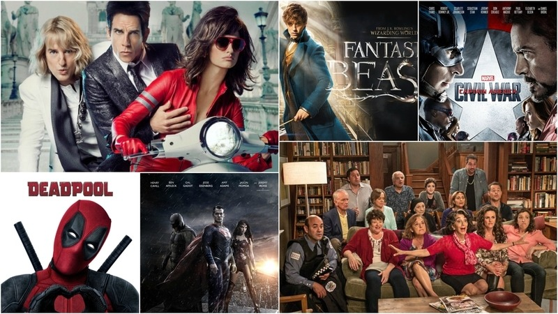 Hollywood So Far In 2016 - Expectations & Reality