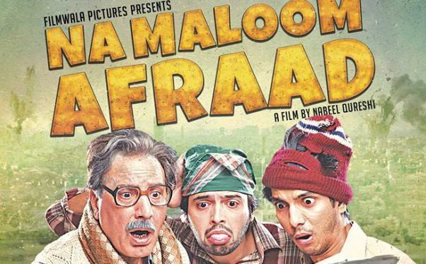 Na Maloom Afraad Movie