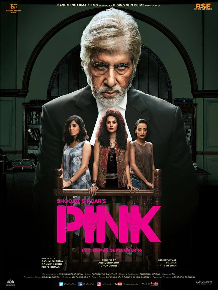 Pink Movie Review