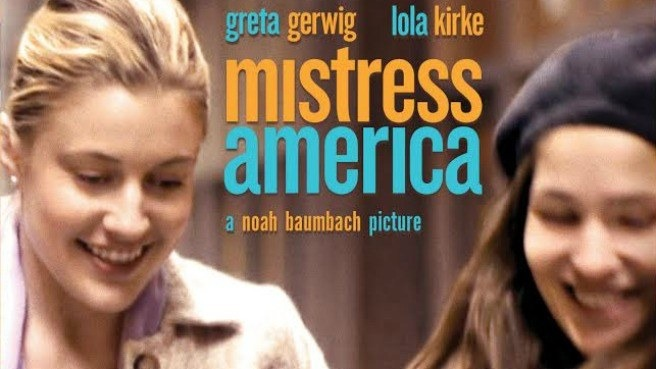 Mistress America Movie