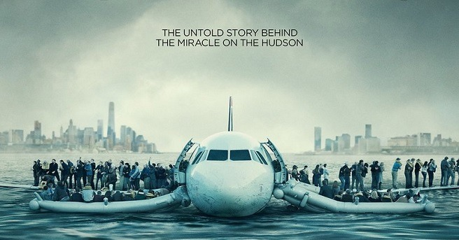 """Sully"" Movie Review :  Chesley Sullenberger's Tale Touches The Heart"