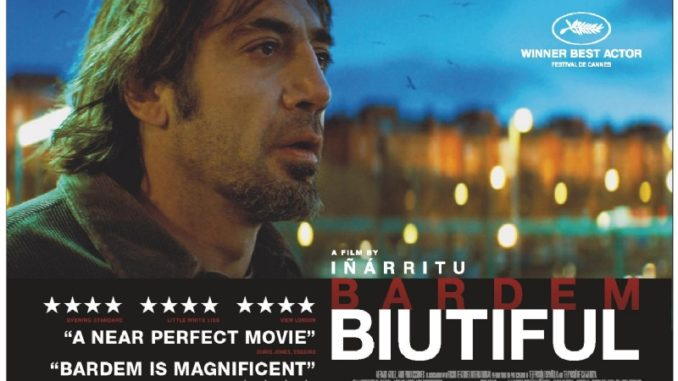 Biutiful 2010 Movie Poster