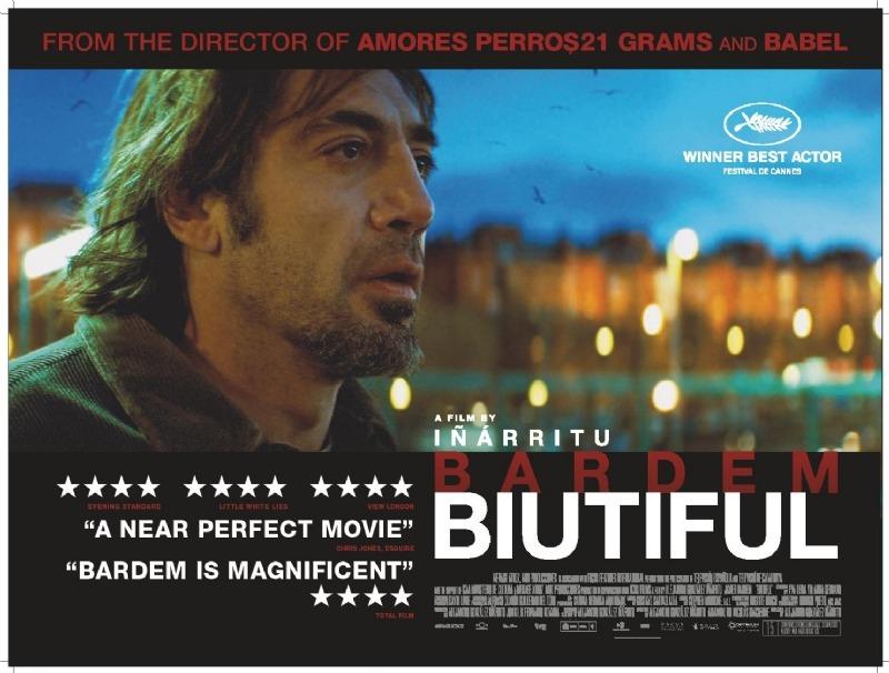 Biutiful 2010 Movie Poster