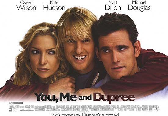 You, Me and Dupree Movie 2006