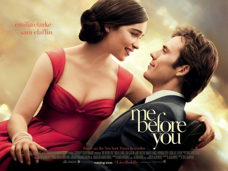 Me Before You – Movie Review