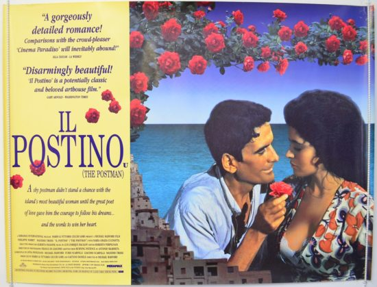 Il Postino: The Postman – Movie Review
