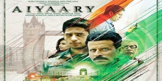 Aiyaary – Movie Review